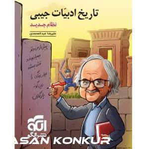 تاریخ ادبیات جیبی استاد عبدالمحمدی