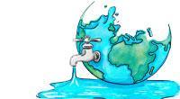 آب های روی سیاره  زمین از کجا آمده اند؟